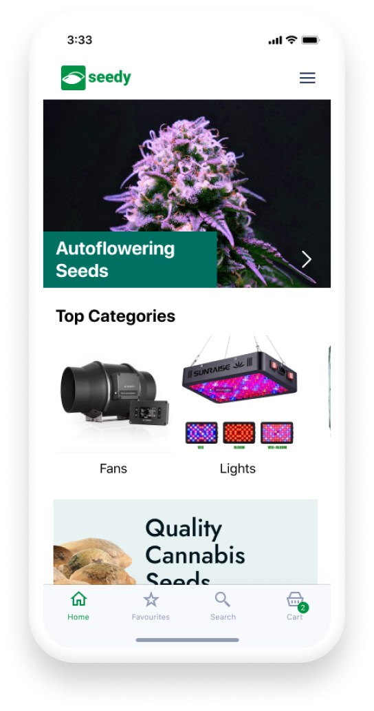 seedy, seedy app, cannabis cultivators,seeds